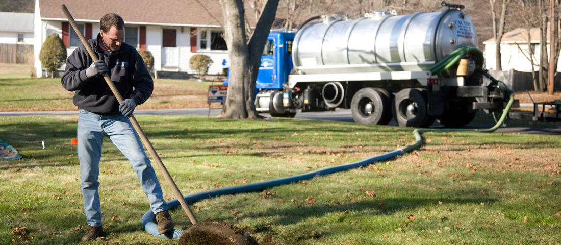 Septic Tank Pumping Holliston, MA