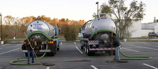 Commercial Septic Pumping in Mansfield, MA