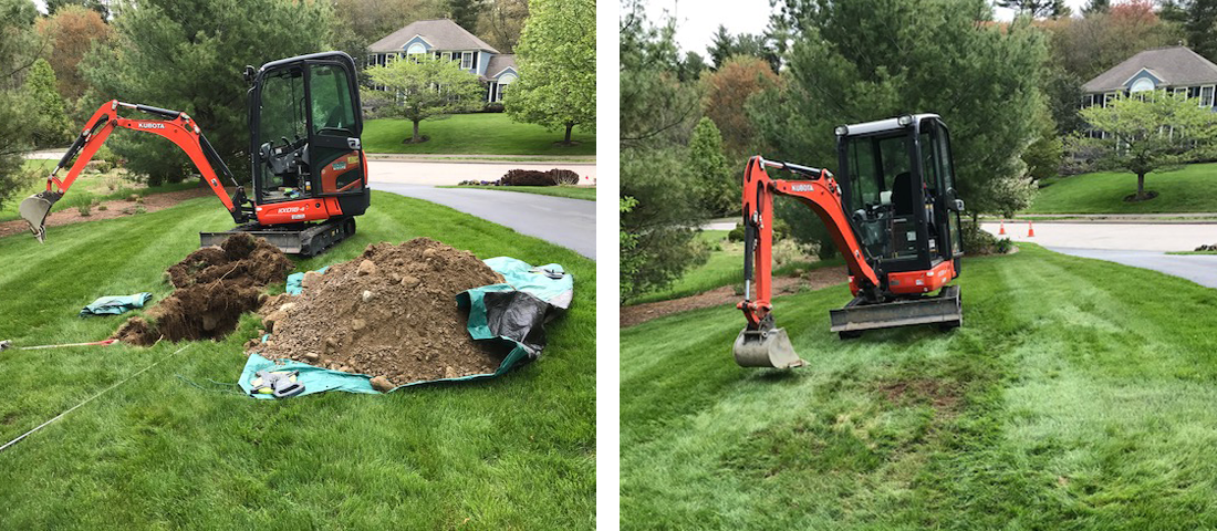 Septic Tank Inspections in Holliston, MA