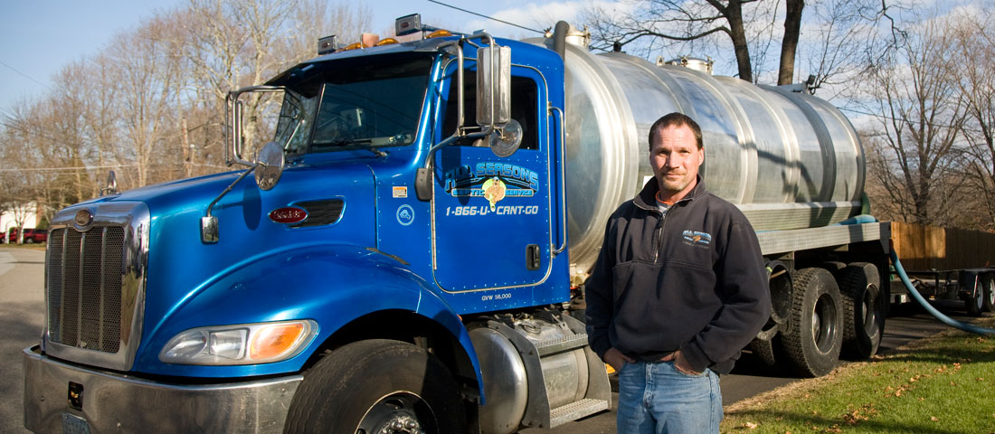 Septic Company Servicing Canton, MA